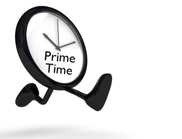 Social Media Prime Time
