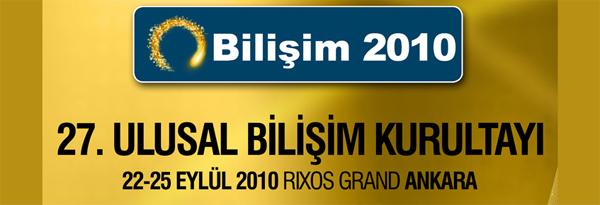 Bilişim 2010 geliyor Ankaralılar