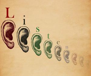 Konuşma beceresi değil dinleme becerisi edinmek