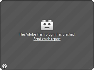 Adobe Flash Player 11.3 çökme sorunu