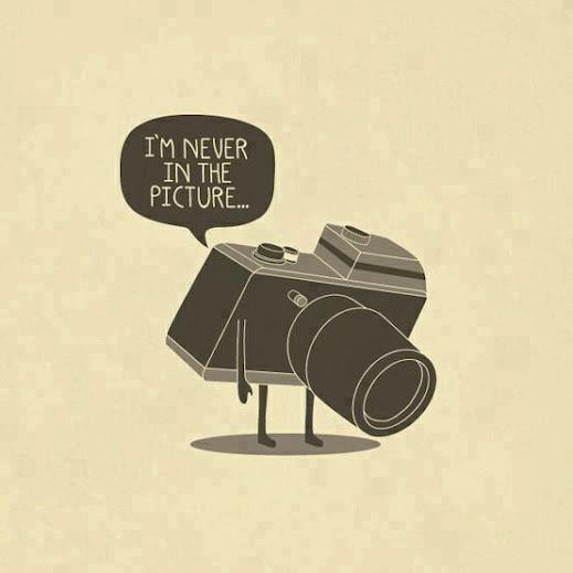 Fotoğraf çekmek ve fotoğraf çekenlerin kaderi