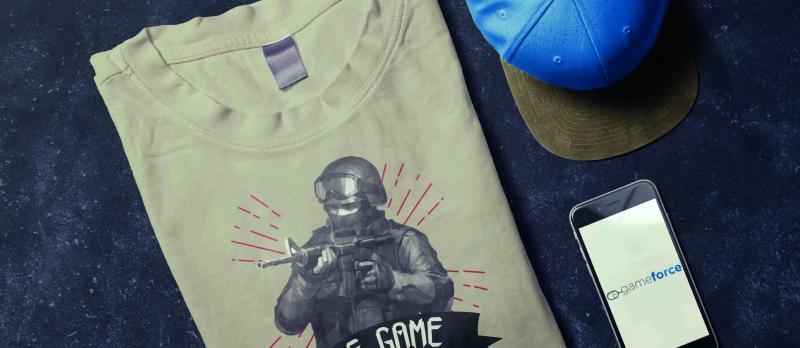 Gamer'lara Yönelik E-Ticaret Sitesi Açıldı: GameForce.com.tr
