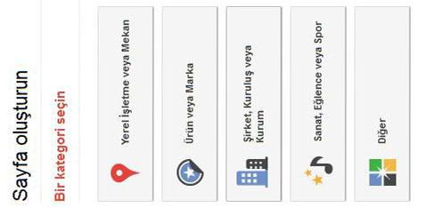 Google Plus fan sayfanız var mı ?