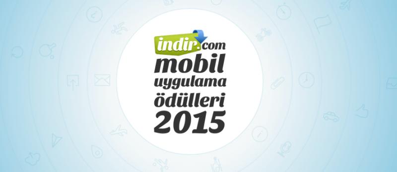 2015'in mobil uygulamaları yarışıyor!