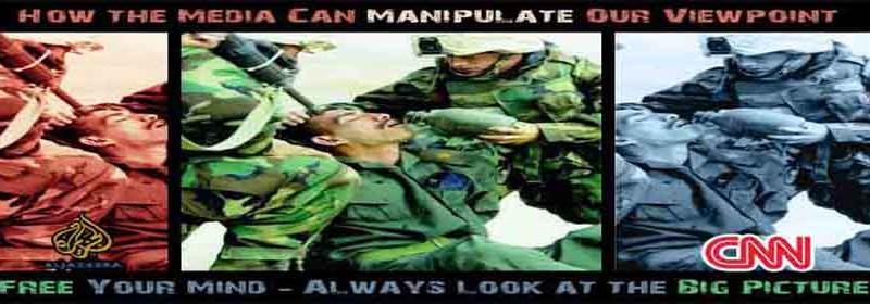Medya manipülasyonu ya da yönlendirmesi