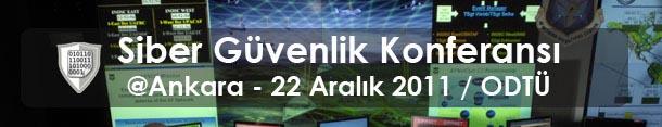 Siber Güvenlik Konferansı Ankara ardından