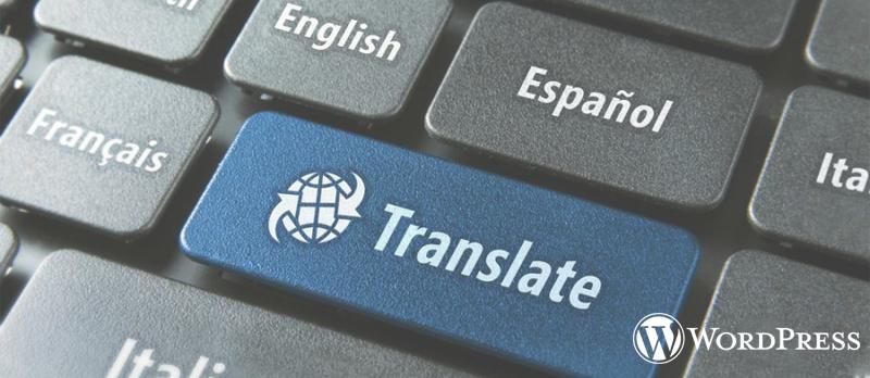 WordPress siteye çoklu dil desteği eklemenin en kolay yolu