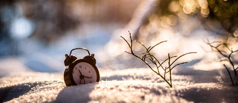 Zaman senin hayatındır.